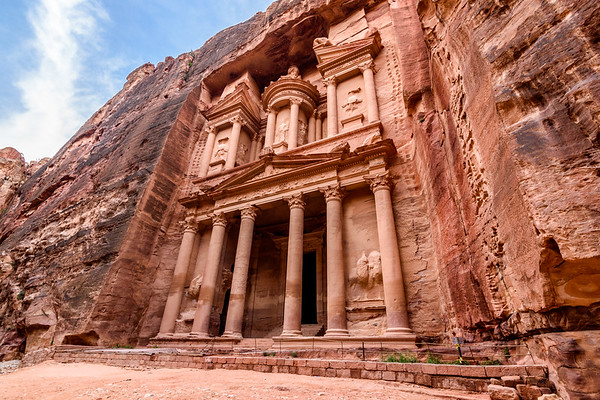 20 - The Treasury, Petra