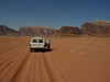 Anywhere you look Wadi Rum is spectacular.