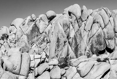 Joshua Tree rocks #1