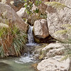 Waterfall, Ein Gedi Nature Preserve
