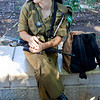 IDF Soldier, Acre Citadel