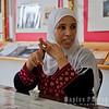 Visiting Na'ama at Desert Embroidery