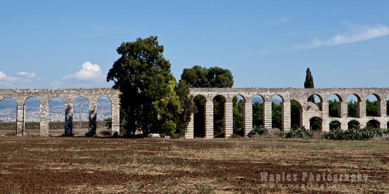 Ancient Aqueduct, Acre