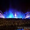 Fountain Show on the Sea of Galillee, Tiberias