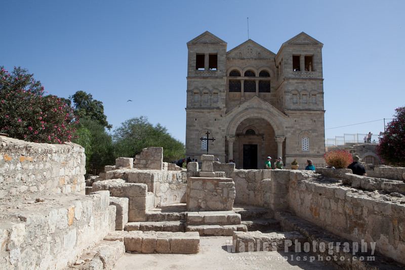 Church of the Transfiguration on Mount Tabor