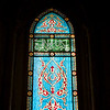 Arabic Stained Glass