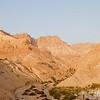Wadi Arugot, next to Kibbutz Ein Gedi