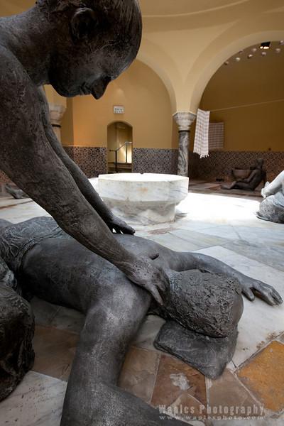 Massage Room in the Hamam al-Basha
