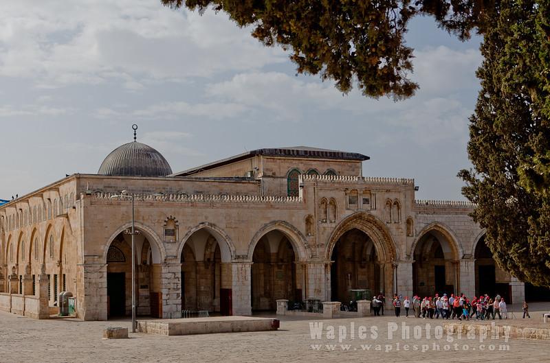 """Al-Aqsa Mosque (""""Furthest"""" Mosque)"""