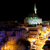 View atop Akkotel, Acre at Night