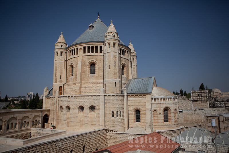 Hagia Maria Sion Abbey (formerly Basilica of the Assumption)