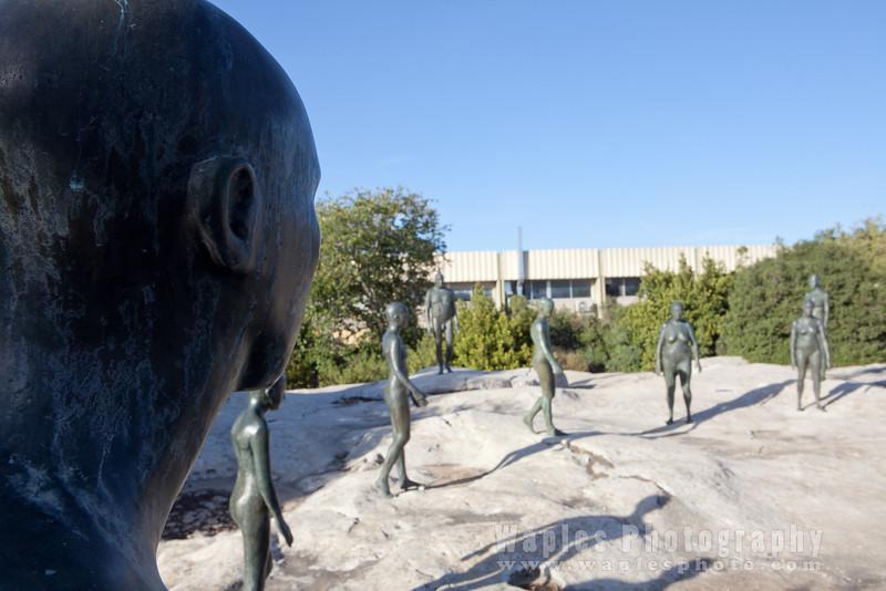 Sculpture Garden, Tefen Industrial Park