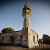 Derelict Mosque, Golan Heights