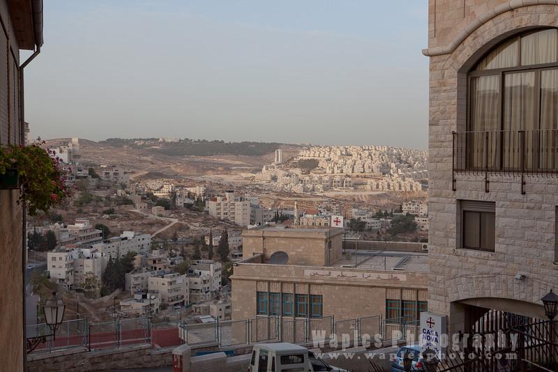 Jewish Settlement next to Bethlehem