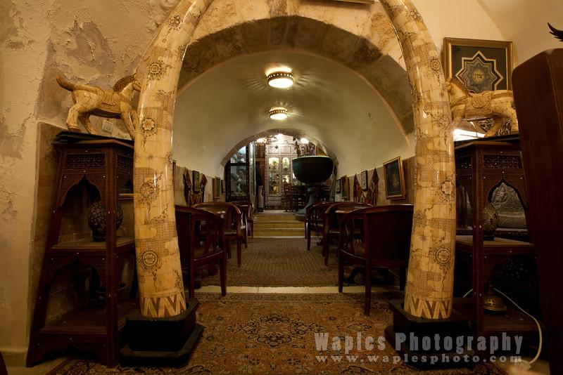 Tusks, Armenian Restaurant
