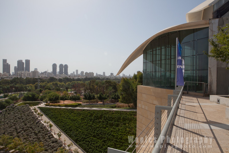 The Yitzhak Rabin Center, The Israeli Museum