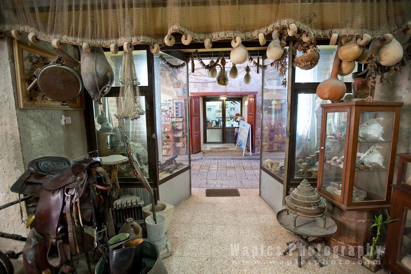 Antique Shop, Acre