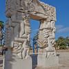 Statue of Faith, by Daniel Kafri