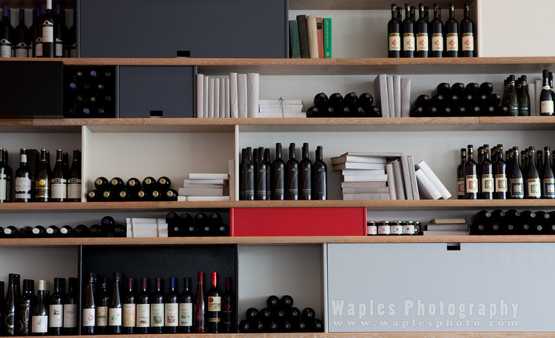Wine Selection, Israeli Museum Restaurant