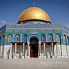 The Dome of the Rock on the Temple Mount,  completed 691-692, making it the oldest existing Islamic building in the world