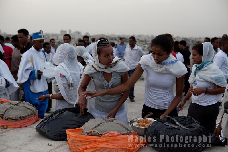 Christian Pilgrims from Eritrea