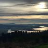 Columbia River from Astoria, Oregon