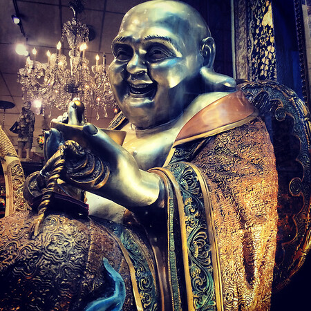 Buddha in Chinatown San Francisco