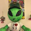 Pepe's new hat!