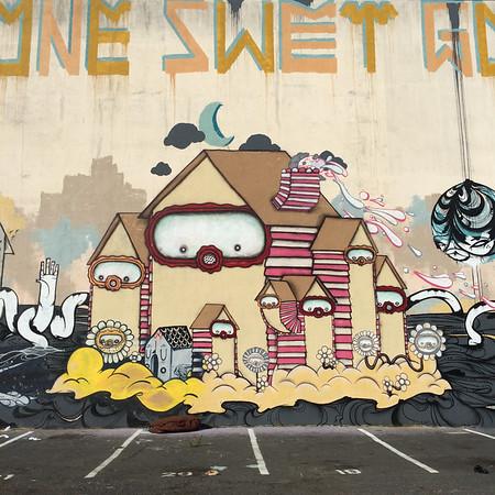 Downtown Oakland Mural