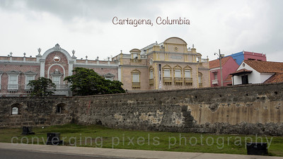 Cartagena, Columbia.