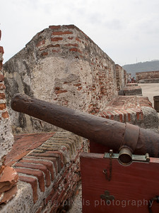 The Old Fortress, Cartagena, Columbia