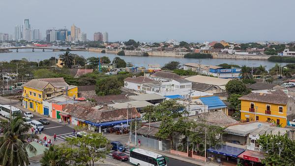 Cartagena, Columbia.