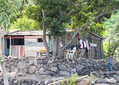 Nicaragua Lake.