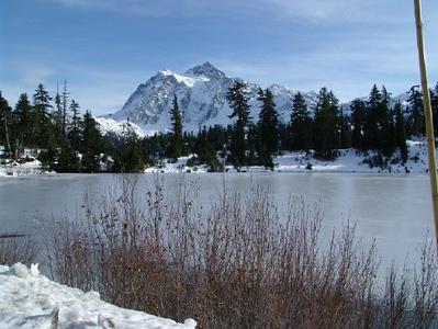 Mount Shuksan, WA