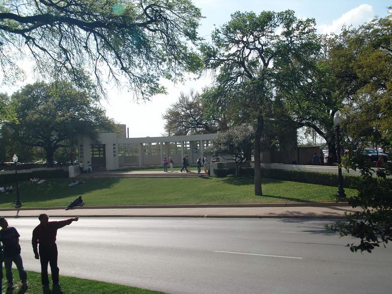 JFK Assasination Site: Dallas, TX