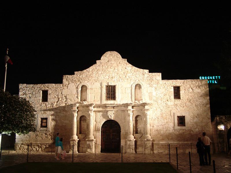 The Alamo--San Antonio, TX