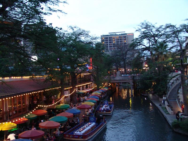 Riverwalk--San Antonio, TX