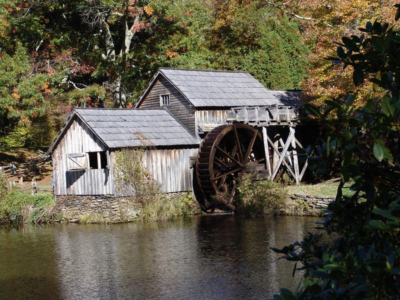 Mabry Mill, Virginia