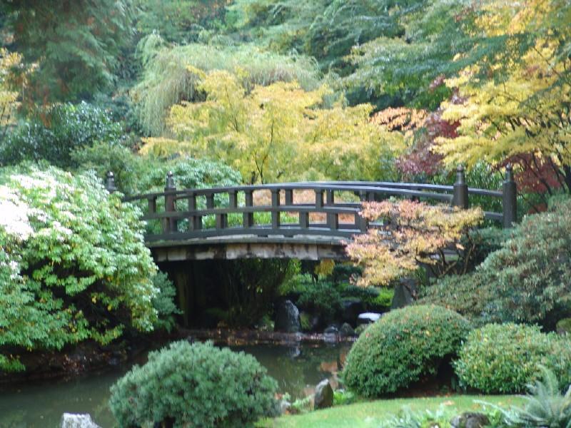 Japanese Garden--Portland, OR