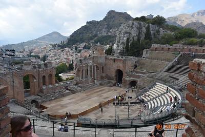 Journeys of Paul, Day 5: Sicily (Italy-Greece MHA Tour JP01)