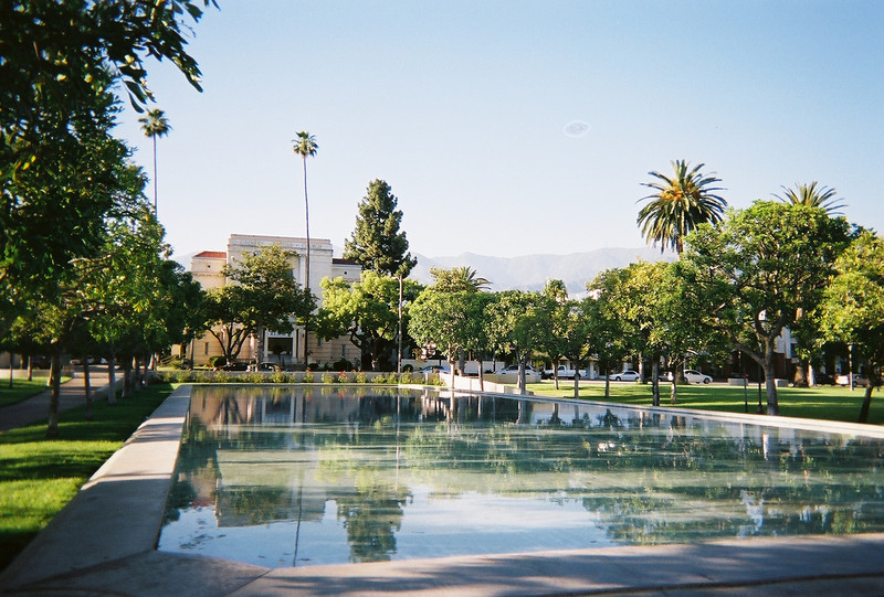 """<a href=""""http://www.pasadena.edu/"""">Pasadena City College</a> is the only community college I know with a reflecting pool."""