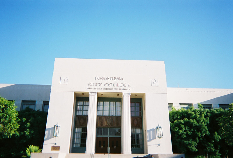 """<a href=""""http://www.pasadena.edu/"""">Pasadena City College</a> is clearly labeled."""