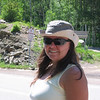 Me at Kebler Pass, near Crested Butte