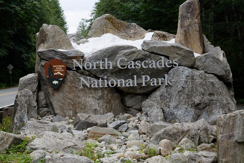North Cascades National Park - West Entrance