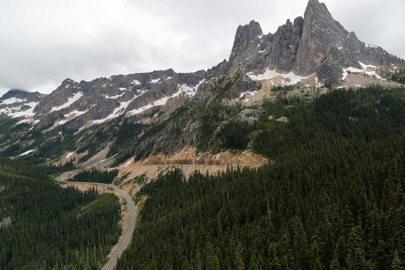 Washington Pass, State Route 20