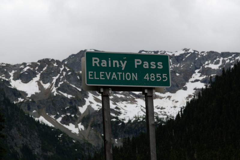 Rainy Pass, North Cascades National Park