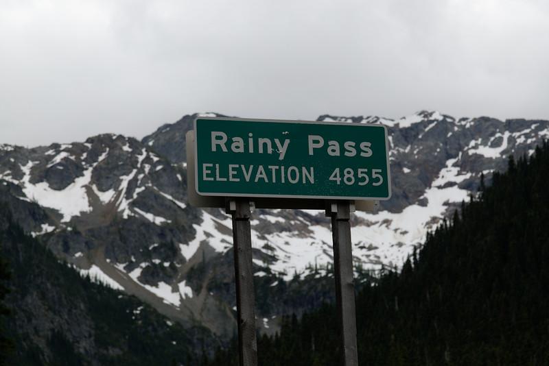 Rainy Pass, North Cascades National Park