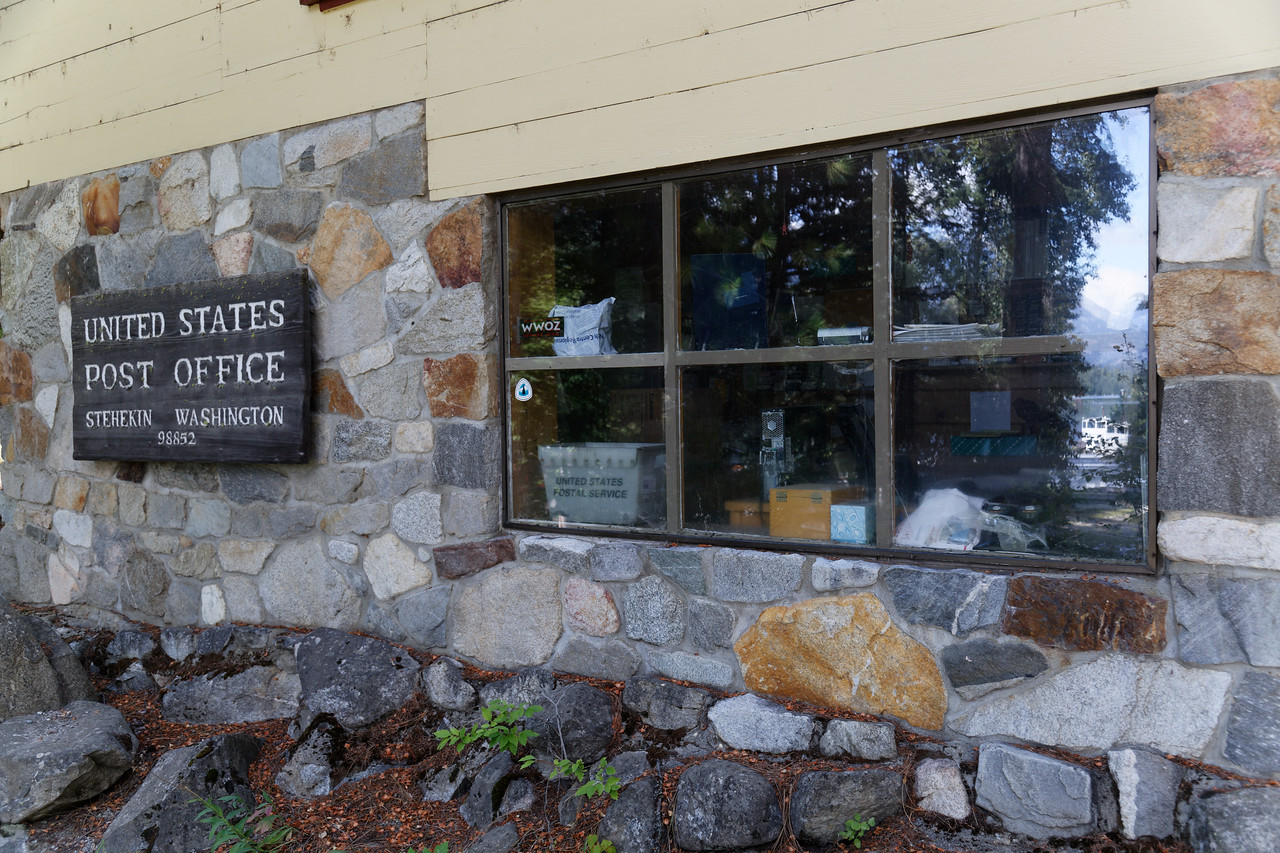 Stehekin Post Office