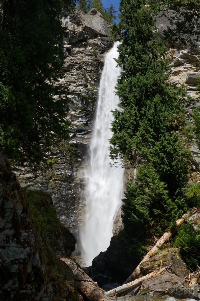 Rainbow Falls, Stehekin, WA