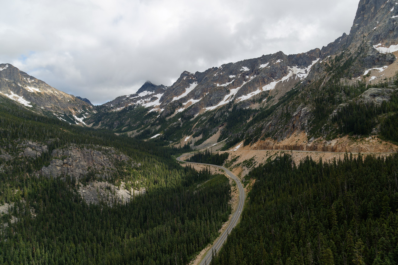 Washington Pass, SR 20
